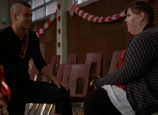 Puck and Lauren