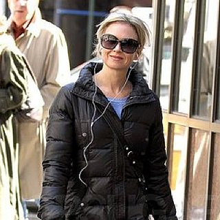 Pictures of Renee Zellweger in NYC After Her Breakup With Bradley Cooper