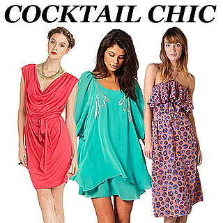 What to Wear to a Spring Cocktail Party