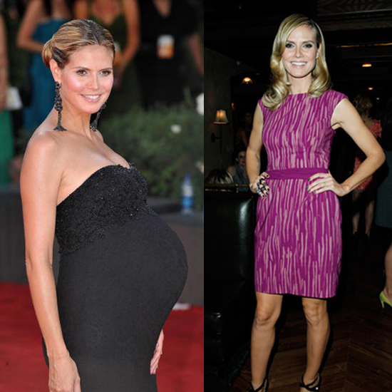 Losing the Baby Weight: How Long Did It Take For These Celeb Moms?