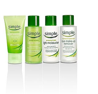 We Shine the Spotlight on Simple Skincare Travel Sizes to See How Readers Rate Them!