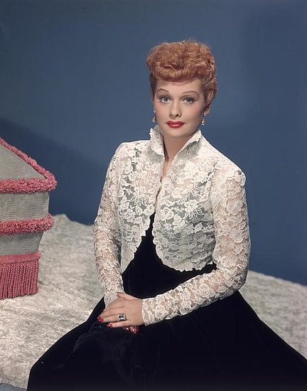 Lucille Ball ring