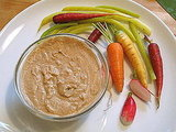 Tonnato Sauce With Spring Crudités