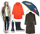 Shop Cute Rain Coats, Rain Boots, and Umbrellas for Spring 2011