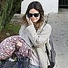 Pictures of Rachel Bilson Leaving Her LA Home