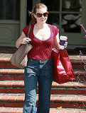 Amy Adams Springs Forward in Chic Denim