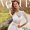 Pictures of Gisele Bundchen Showing Her Butt in Vogue Paris