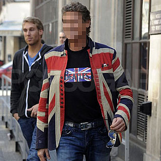 Guess Who Loves to Wear Union Jack Sportswear?
