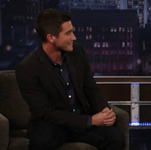 Video of Jake Gyllenhaal on Jimmy Kimmel Live Talking Source Code