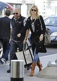 Gwyneth Paltrow Gives Mario Batali a Shout-Out as She Leaves London