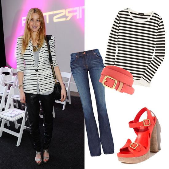 Whitney Port Talks Spring Trends and Tells Us What She'll Be Wearing!