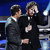 Casey Abrams Saved From Elimination on American Idol