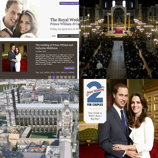 A Modern Twist on a Royal Wedding: 6 Geeky Facts About William and Kate's Nuptials