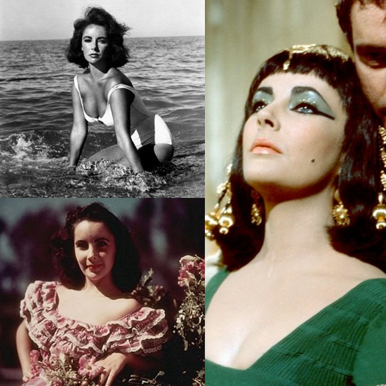 We said goodbye to fashion icon and legend Elizabeth Taylor with a tribute to her style.