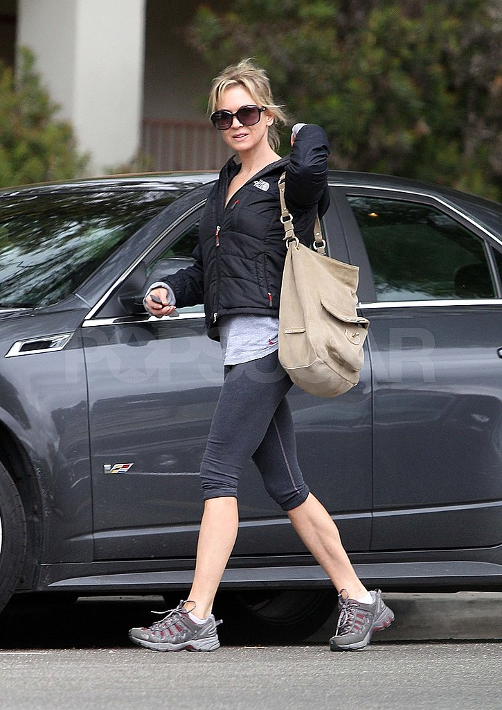 Renée Zellweger Steps Out in Ojai Ahead of Reese's Wedding
