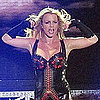 Pictures of Britney Spears Performing in Las Vegas
