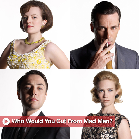 Mad Men May Lose Two Cast Members: Who Would You Cut?