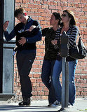 Alanis Morissette Shows Baby Ever the Sights of Her Neighborhood!