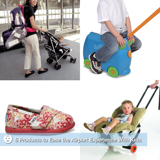 5 Products to Ease the Airport Experience With Kids
