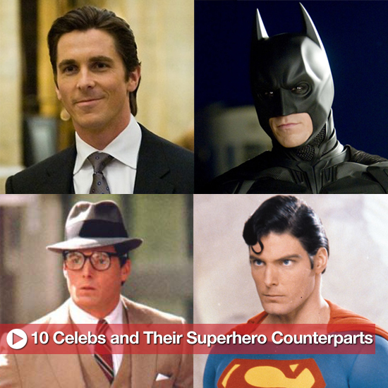 Unmasked: 10 Celebs and Their Superhero Counterparts