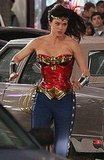Adrianne Palicki Shows Off Her New Wonder Woman Costume