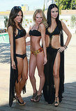 Alessandra Ambrosio and Adriana Lima Debut New Bikinis From Victoria's Secret