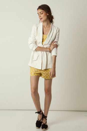 Steven Alan Spring '11 Lookbook Is Dreamy
