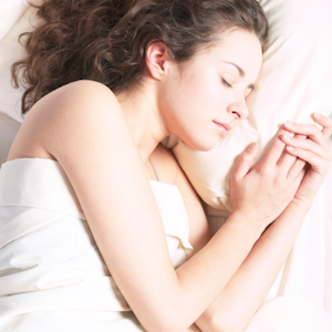 Drop Those Extra Pounds by Getting More Sleep