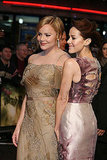 Abbie Cornish and Jena Malone