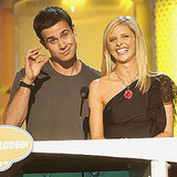 Sarah Michelle Gellar and Freddie Prinze Jr. presented together in 2002.