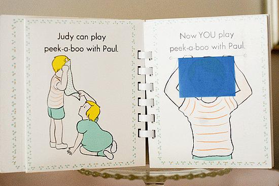 Judy and Paul Play Peek-a-Boo