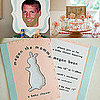 Pat the Bunny Baby Shower