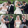 Pictures of Michael Vartan's Wedding