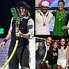 Pictures of Johnny Depp, Kim Kardashian, and Justin Timberlake at Nickelodeon Kids' Choice Awards