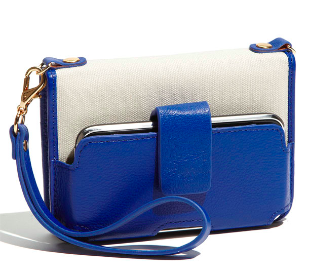 Pretty For Spring: Case-Mate's Kayla iPhone Wristlet