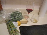 Raw Asparagus Salad Recipe 2011-03-09 14:59:46
