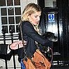 Pictures of Sienna Miller Leaving Her London Flat