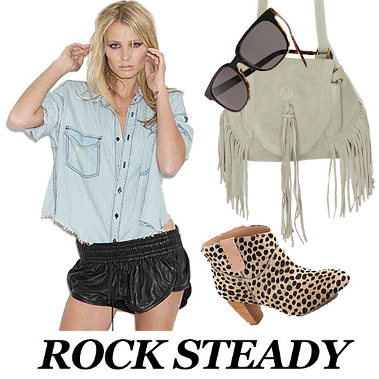 These concert-ready essentials would be perfect for Coachella.