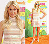 Paris Hilton at the Kids&#039; Choice Awards 2011