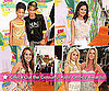 Pictures From 2011 Nickelodeon Kids&#039; Choice Awards Red Carpet With Selena Gomez, Miley Cyrus and More