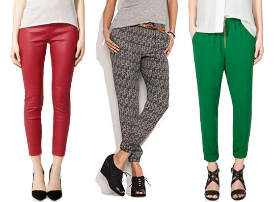 Peep Our Top Pant Picks For Spring!