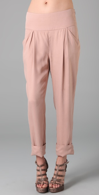 Elizabeth and James Deacon Trousers ($285)