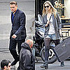 Pictures of Leonardo DiCaprio and Bar Refaeli in Paris