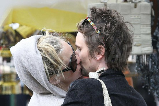 Kate Hudson and Matthew Bellamy Keep the PDA Coming on an Argentina Adventure With Ryder