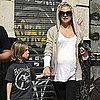 Pictures of Pregnant Kate Hudson With Matthew Bellamy and Ryder in Buenos Aires