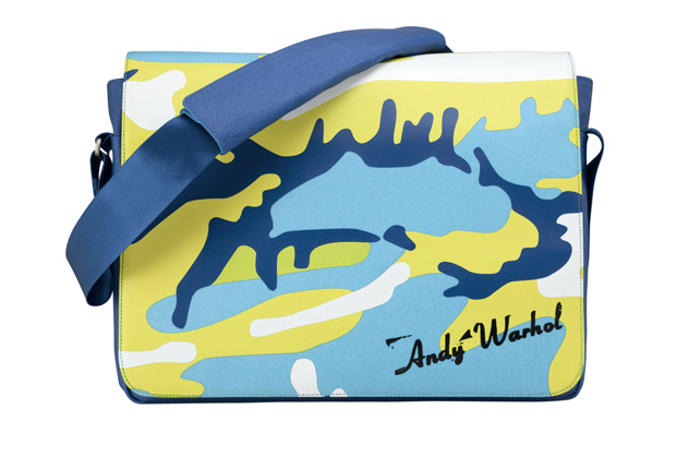 Incase Unveils Warhol Collection of Cases and Bags