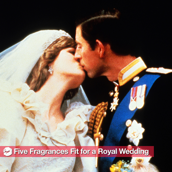 5 Legendary Royal Wedding Scents