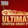 Food Review: PIzza Hut's New Ultimate Stuffed Crust Pizza