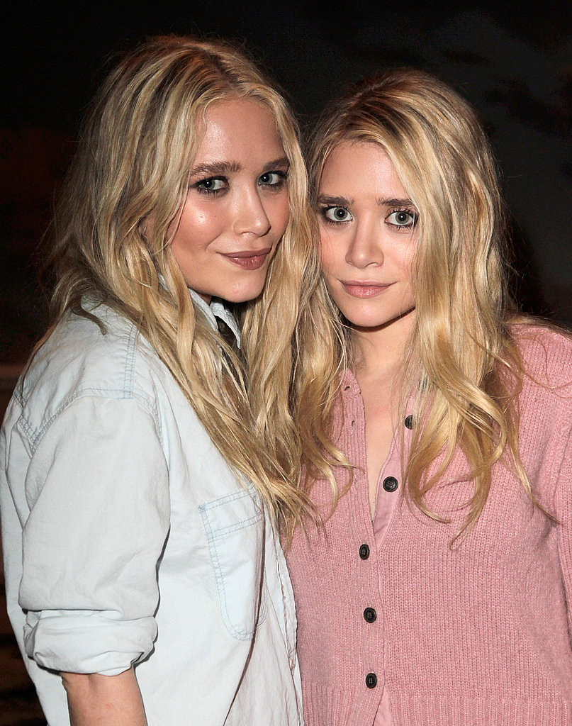 Mary-Kate and Ashley Olsen Spend a Stylish Night With Emma, Nicole, and Dakota