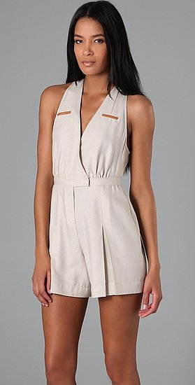 Vena Cava Cat People Suiting Romper ($425)